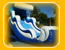 The Wave Water Slide